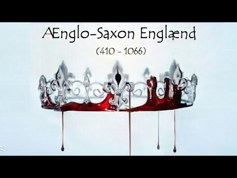 History of Anglo-Saxon England (410 - 1066)