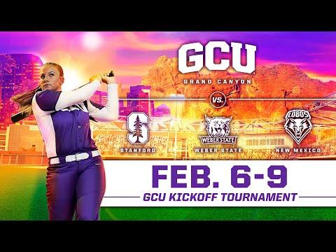 GCU Softball Vs New Mexico February 9, 2020