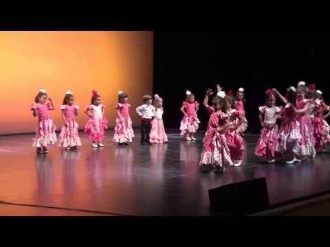 Gala de Flamenco Fin de Curso de Academias de Baile - Atarfe 2015