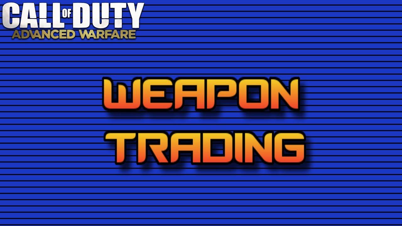 trading system - Call of Duty: Advanced Warfare