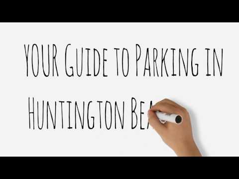 Guide To Parking In Huntington Beach