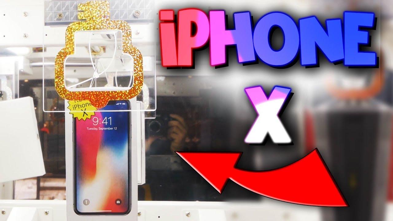Iphone x arcade game win