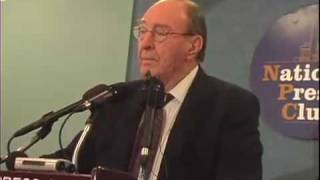 Edgar Mitchell (Apollo 14 Astronaut) on UFOs at National Press Conference -  April 24, 2009