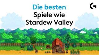 Zehn Spiele wie Stardew Valley