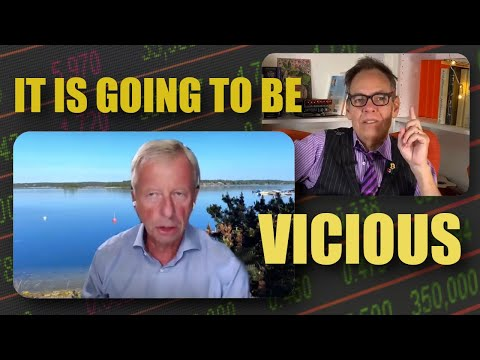 Egon von Greyerz and Max Keiser: The Markets Do Not Expect Inflation