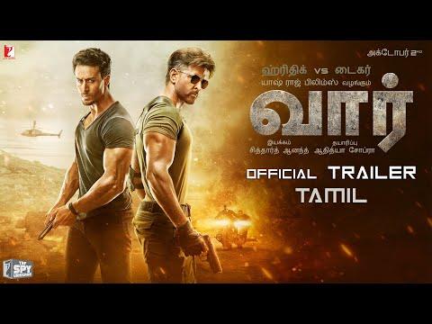 தமிழ்:-war-trailer-|-hrithik-roshan-|-tiger-shroff-|-vaani-kapoor-|-tamil-version-|-4k-video
