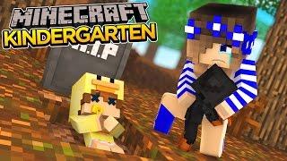 Minecraft Kindergarten-THE END OF BABY DUCK!!