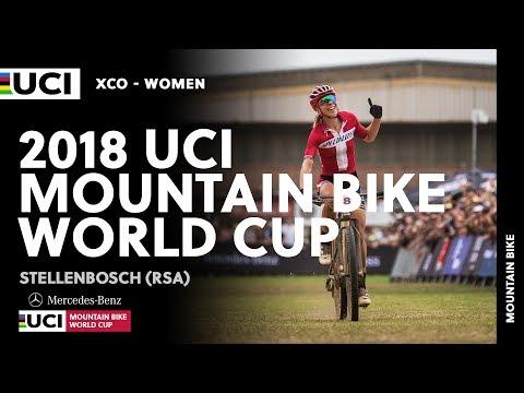 2018 Mercedes-Benz UCI Mountain bike World Cup - Stellenbosch (RSA) / Women XCO