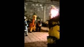 Más matachines en Tepeyanco, 2014 festividad  de l