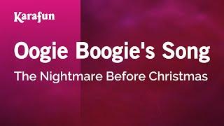 Karaoke Oogie Boogie