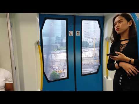 [MRT Malaysia] Ride On SBK Line From Bandar Utama To Merdeka