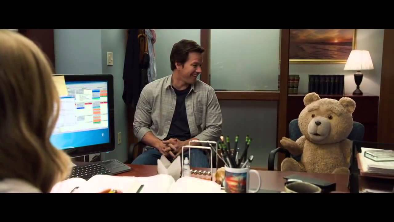 ted 2 funniest scenes/lines hd - youtube