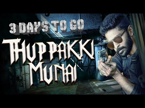 Thuppaki Munnai Hindi Dubbed Movie | 3 Days To Go | Vikram Prabhu, Hansika Motwani