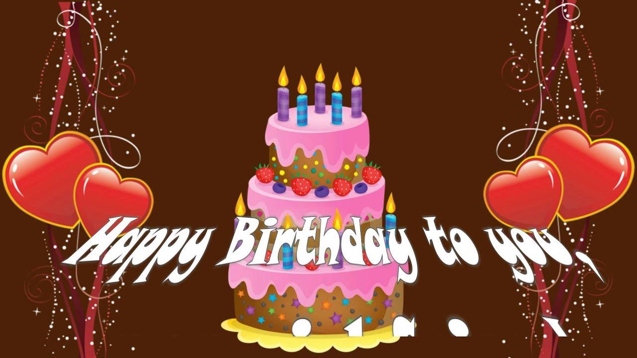 Happy Birthday (Mambo Version)