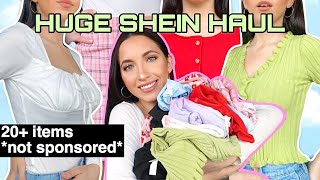 SHEIN TRY-ON HAUL *affordable & trendy*