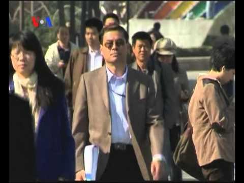 Peringkat Korupsi di Dunia - Liputan Berita VOA 27 Februari