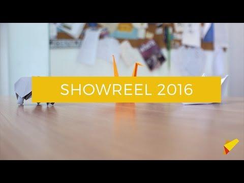Toneyes Showreel 2016 | Graphic Design, Web Design, Brand Identity