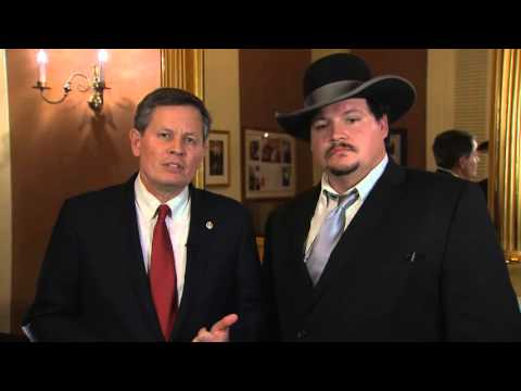 Steve Daines and Jason Small React to President Obama
