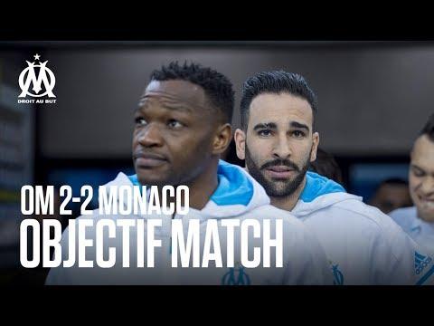OBJECTIF MATCH | Les coulisses du match OM - Monaco S06 E23