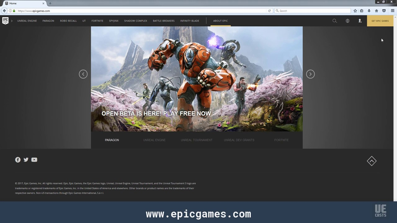 epic launcher ps4