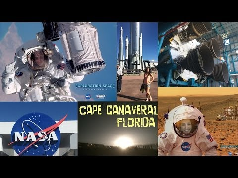 Florida Vlog: Cape Canaveral