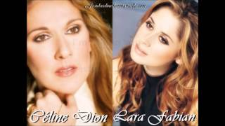Calling you - Celine Dion & Lara Fabian (Lyrics English/Español)