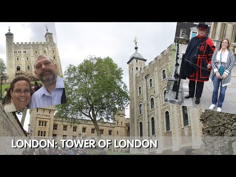 London: Tower of London & Gift Shop Tour