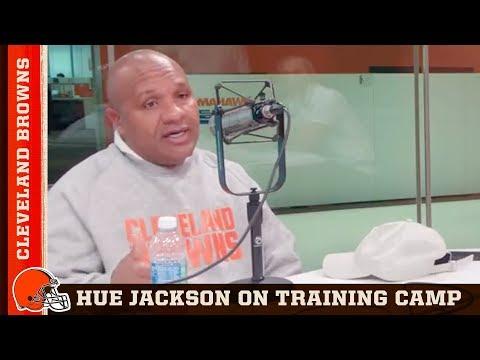 Hue Jackson on Dez Bryant Discussion & Josh Gordon's Return | Cleveland Browns Daily