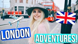 A DAY FULL OF LONDON ADVENTURES!