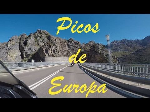 Picos de Europa on Motorcycle