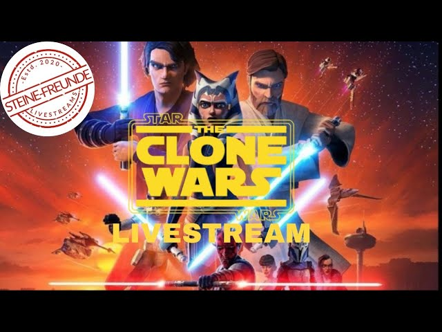 Lego Star Wars Wars The Clone Wars Stream #1