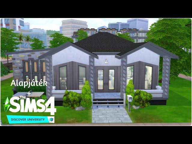 The Sims 4: Alapjáték + Discover University Házépítés