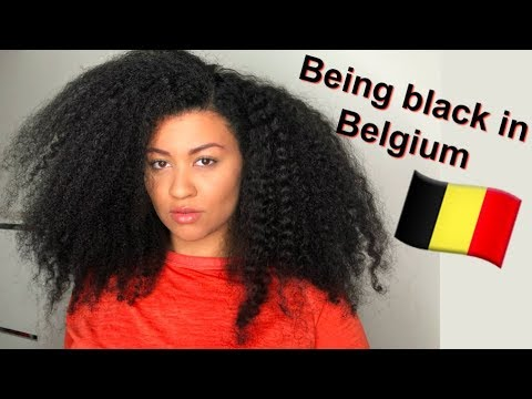 How It Feels Being Black in Belgium