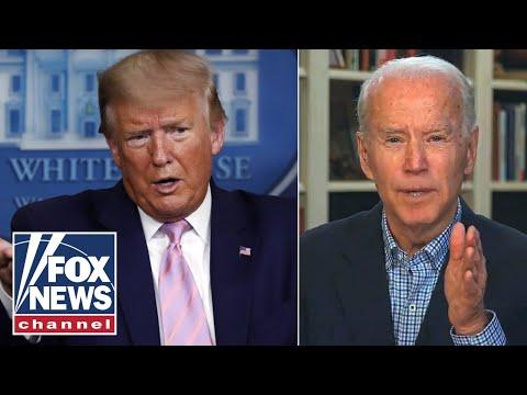 Trump Praises Call With Biden: It Was A Very Warm Conversation