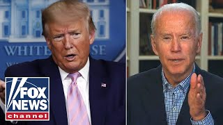 Trump praises call with Biden: It was a very warm conversation