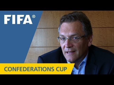 Valcke: The opener was a success