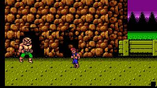 [TAS] [Obsoleted] NES Double Dragon by Phil in 10:25.92