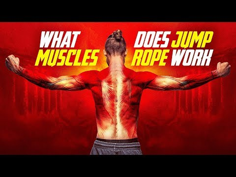 What Muscles Does Jump Rope Work?