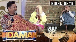 Vice Ganda jokes about Jhong Hilarios outfit | It