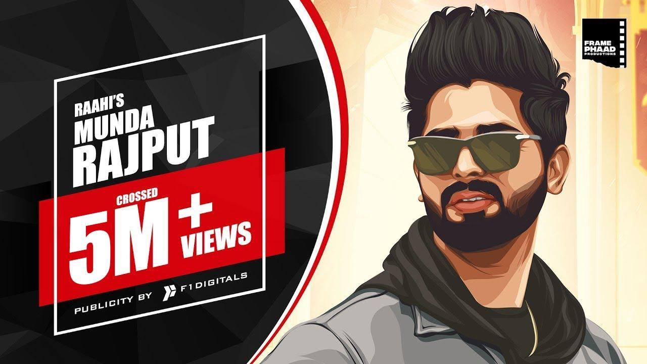 Download Munda Rajput - Raahi Rana   KP Music   Frame Phaad Productions   Latest Punjabi Song 2020