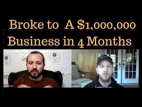 Merchant Cash Advance Success Blueprint--2nd Interview with Lawrence
