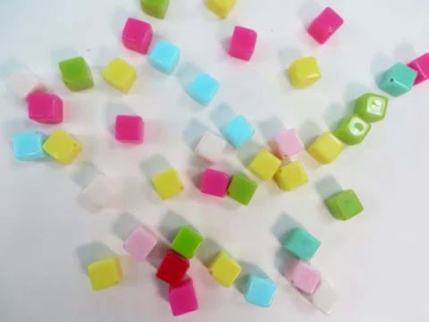 resin mini cube colors flatback applique arts and crafts online wholesalesarong.com