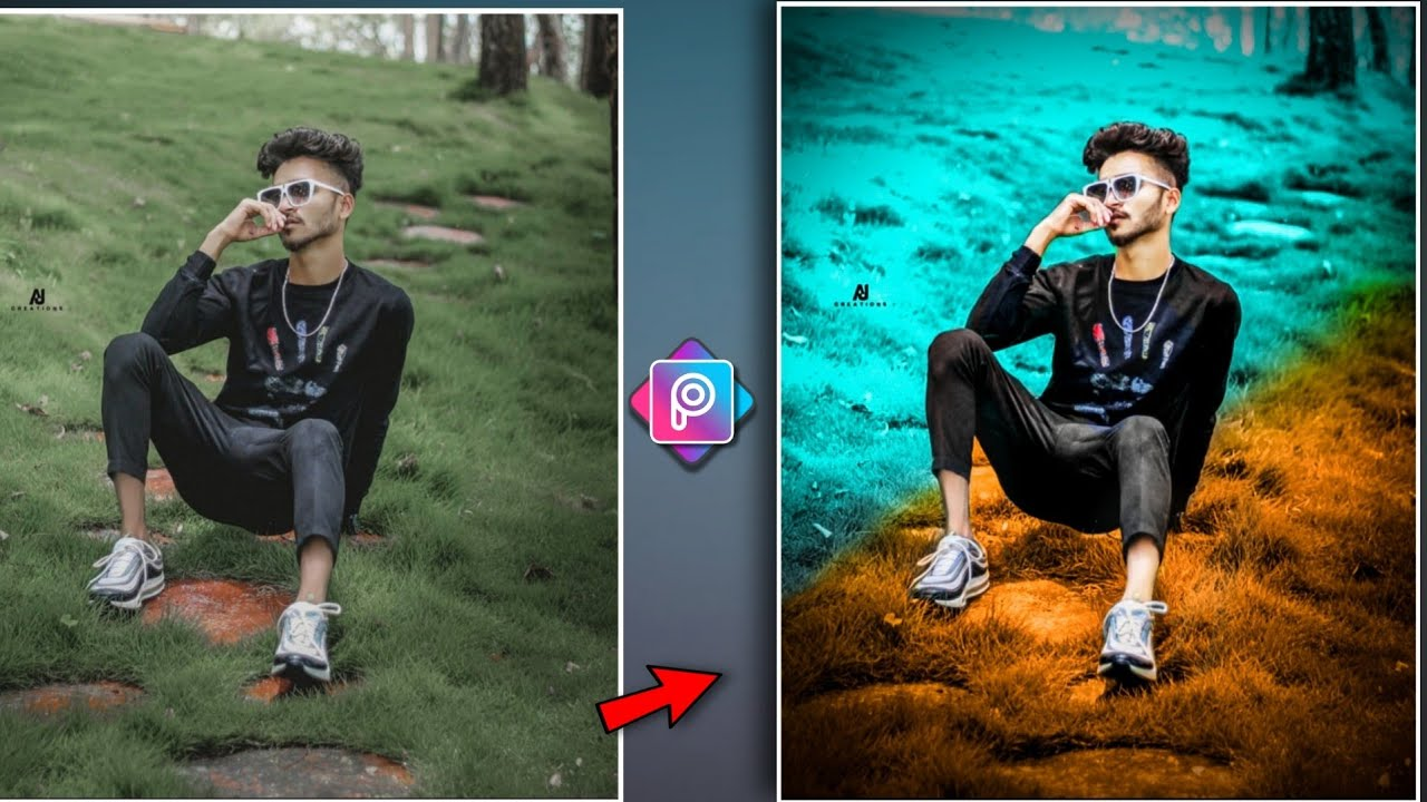 New PicsArt Photo Editing🔥 | Picsart Background color change | Xyaa Edits 🔥