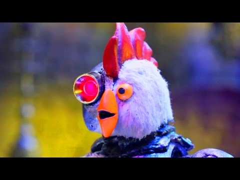 Top 10 Robot Chicken Sketches