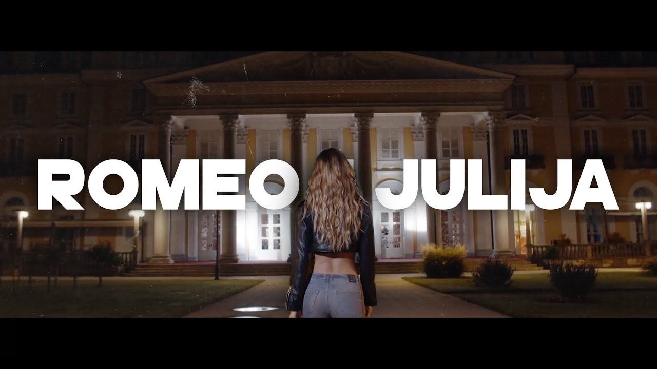 Lidija Bacic Lille x Joy - ROMEO I JULIJA ( Official Video ) 4K