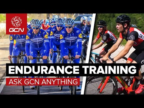 Cycling Endurance Training Special | Ask GCN Anything