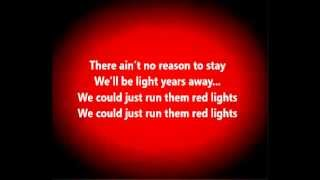 Tiësto - Red Lights Lyrics
