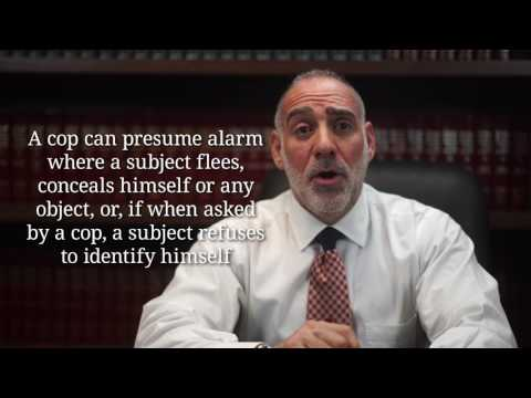 (176) What is Loitering & Prowling in FL? - Michael A Haber Miami Criminal Defense DUI BUI Lawyer