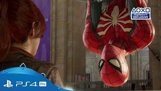 Marvel's Spider-Man | PGW 2017 Trailer | PS4