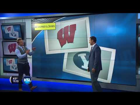College Football Breakdown: BYU vs. No. 10 Wisconsin